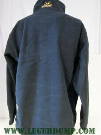 Greenlands fleece jas zwart, wind en waterproof