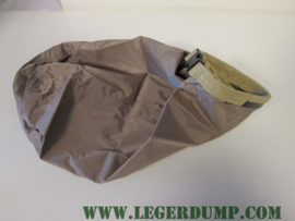 Waterdichte zak small Khaki rond 20 en lengte 40 cm