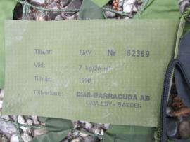 Camouflage net Sweden
