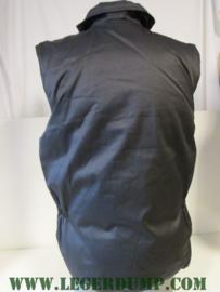 Bodywarmer zwart met binnenzak