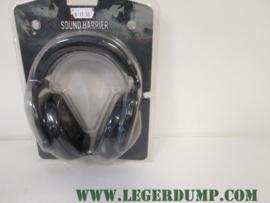 Soundbarrier (Gehoorbeschermers) Fosco
