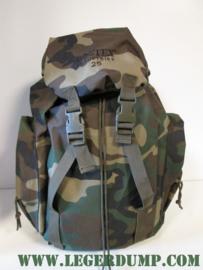 Rugzak fostex camouflage