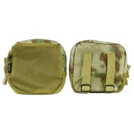 Mesh organizer pouch