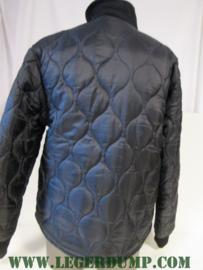 Cold weather vest / jas kleur zwart