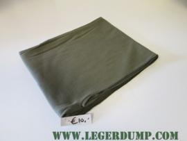 Legersjaal kleur groen originele militaire kol sjaal