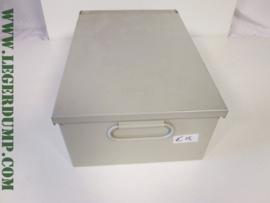 Archiefbak, kist maat A4, 12 cm hoog