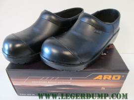 Veiligheidsklomp ARO zwart EN345 S3