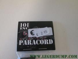 Touw Paracord Khaki (lengte 8 inch)
