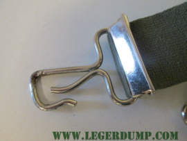 Bretels groen (gebruikt)