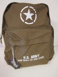 Rugzak U S Army  groen