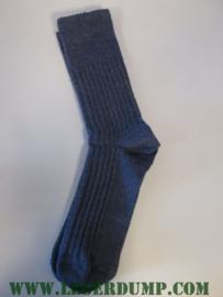 Diamond socks licht blauw
