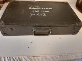 Houten kist / koffer