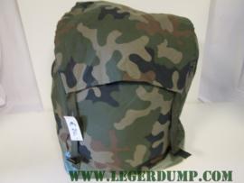 Camouflage rugzak