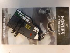 Sleutelhanger 3D Avro lancaster