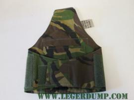 Armlet schouderband camouflage en logo