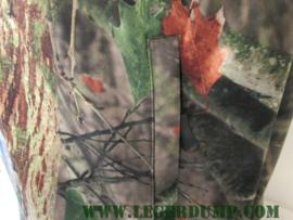 Bodywarmer Treedeep blad camouflage