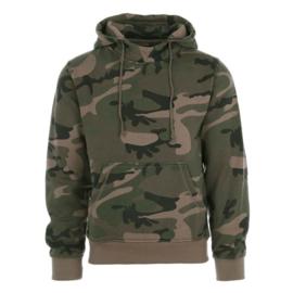 Hoodie camouflage