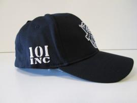 Kinderpet 101 INC Skull logo