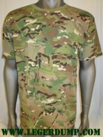 T-shirt HMTC Groen