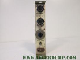 Afstemeenheid oscillator / kristal versterker duplicator