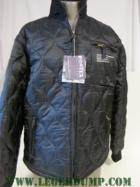 Cold weather vest / jas kleur zwart