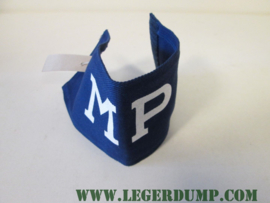 Armband blauw MP