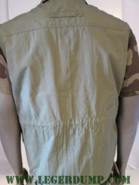 Outdoor vest groen