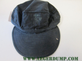 Pet, zwart, Fostex USMC Fieldcap One size fits all