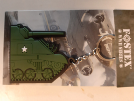 Sleutelhanger3D tank
