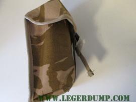 Munitietasje camouflage Desert 10,5 x 18 cm