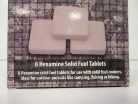 Aanmaakblokjes (solid fuel tablets)