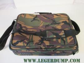 Laptoptas camouflage voor 10, 12, 14  en 15 inch laptop