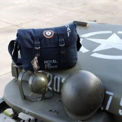 Pukkel schoudertas Air force