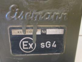Duitse seinlamp Eisemann