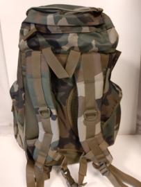Rugzak Recon woodland  Camouflage 15 liter