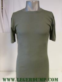 T-shirt groen nr: 4