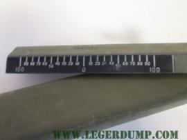 Houwitser afstel unit, richt eenheid 105 mm