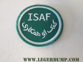 Opnaai embleem ISAF