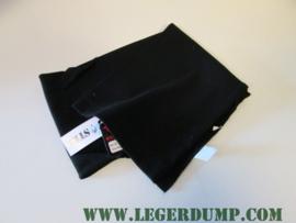 Legersjaal kleur zwart