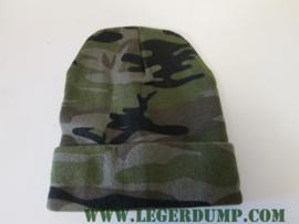 Camouflage muts