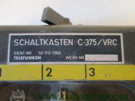 Schakelkast C-375/VRC Telefunken