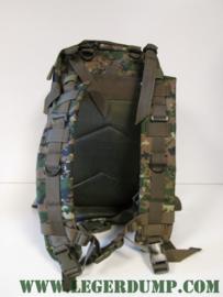 Rugzak assault 25 liter digital camouflage