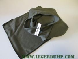 Legersjaal kleur groen originele militaire col sjaal