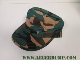 Fieldcap camouflage verstelbaar