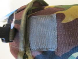 Munitietasje  camouflage , 10x21 cm