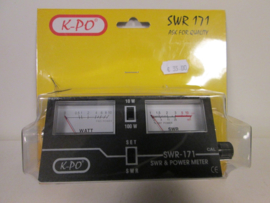 SWR-171 power meter