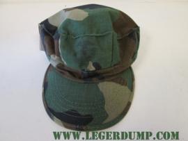 Pet, camouflage, Fostex USMC Fieldcap One size fits all, Woodland