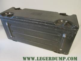 Aluminium legerkist 60x20x24 cm, afsluitbaar (luchtdicht)