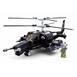 Sluban Combat helikopter