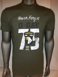 T shirt D-Day 75 years
